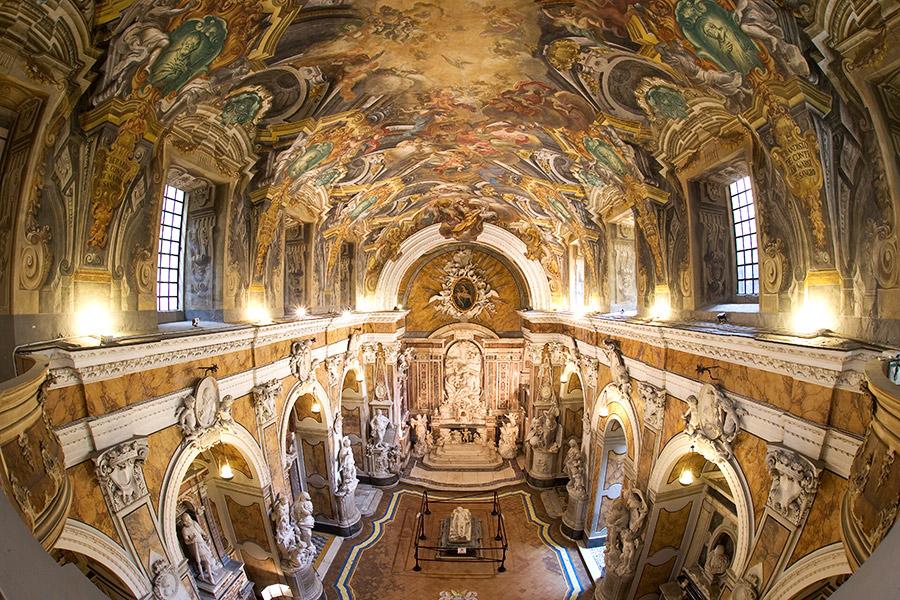 Museo Cappella Sansevero.The Prince Of San Severo A Freemason And A Sorcerer